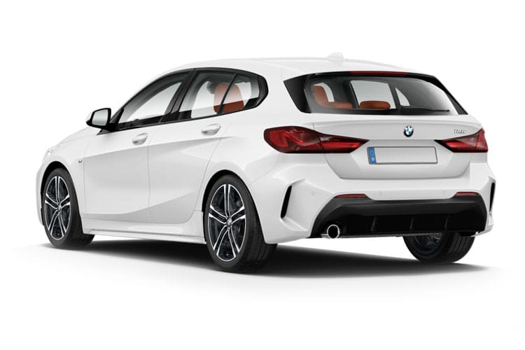 BMW 1 Series 120 xDrive Hatch 5Dr 2.0 d 190PS M Sport 5Dr Auto [Start Stop] [Tech I Plus] back view
