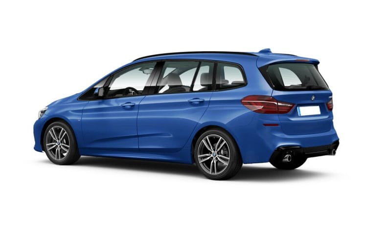 BMW 2 Series Tourer 218 Gran Tourer 2.0 d 150PS Luxury 5Dr Manual [Start Stop] [Tech] back view