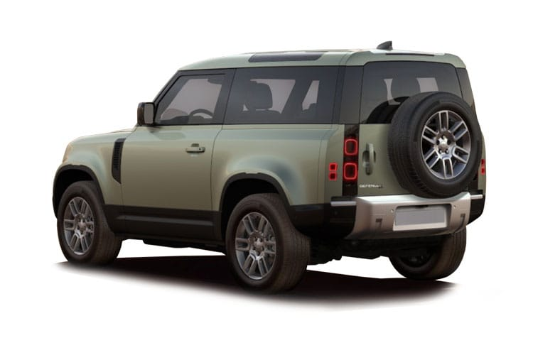 Land Rover Defender 110 SUV 5Dr 3.0 D MHEV 300PS HSE 5Dr Auto [Start Stop] [Family Pack] back view