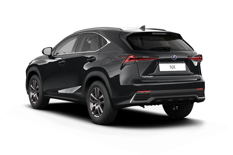 Lexus NX 300h SUV 2.5 h 197PS NX 5Dr E-CVT [Start Stop] [17in] back view