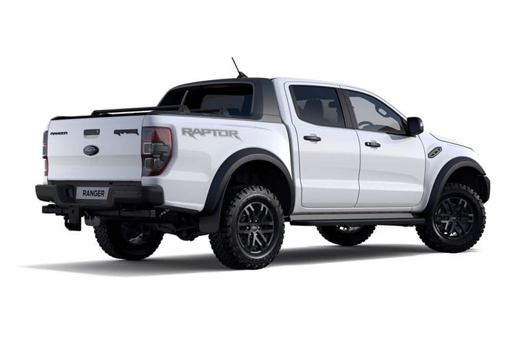 Ford Ranger PickUp Double Cab 4wd 2.0 EcoBlue 4WD 213PS Wildtrak Pickup Double Cab Manual back view