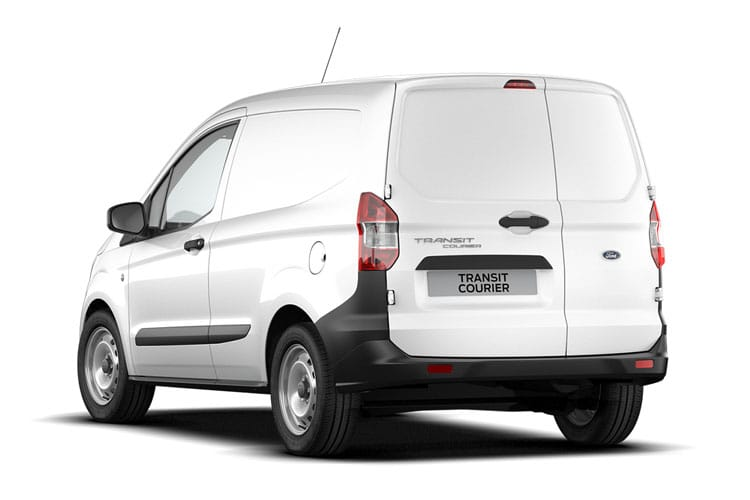 Ford Transit Courier N1 1.0 EcoBoost FWD 100PS Leader Van Manual [Start Stop] back view
