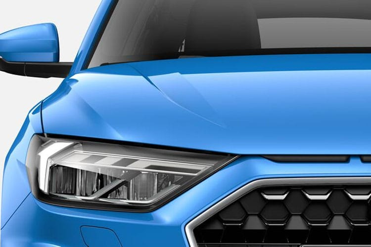 Audi A1 25 Sportback 5Dr 1.0 TFSI 95PS S line 5Dr Manual [Start Stop] detail view