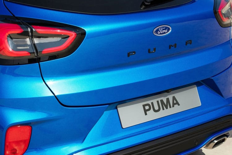 Ford Puma SUV 1.0 T EcoBoost MHEV 125PS ST-Line X 5Dr Manual [Start Stop] detail view