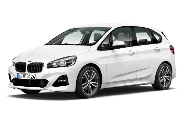 BMW 2 Series Tourer 218 Gran Tourer 2.0 d 150PS Luxury 5Dr Manual [Start Stop] [Tech] front view