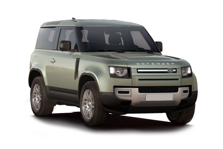 Land Rover Defender 110 SUV 5Dr 3.0 D MHEV 300PS HSE 5Dr Auto [Start Stop] [Family Pack] front view
