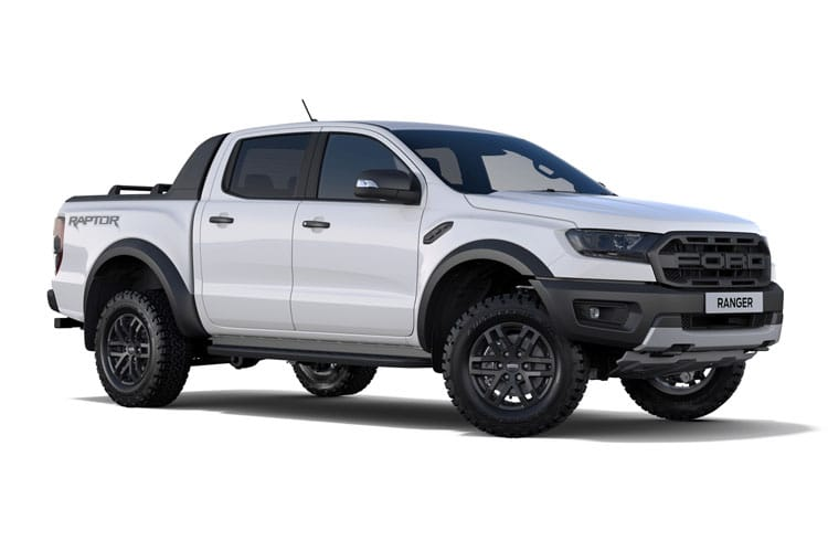 Ford Ranger PickUp Double Cab 4wd 2.0 EcoBlue 4WD 213PS Wildtrak Pickup Double Cab Manual front view