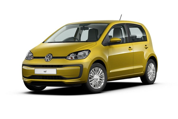 Volkswagen up! Hatch 5Dr 1.0  60PS Black Edition 5Dr Manual [Start Stop] front view