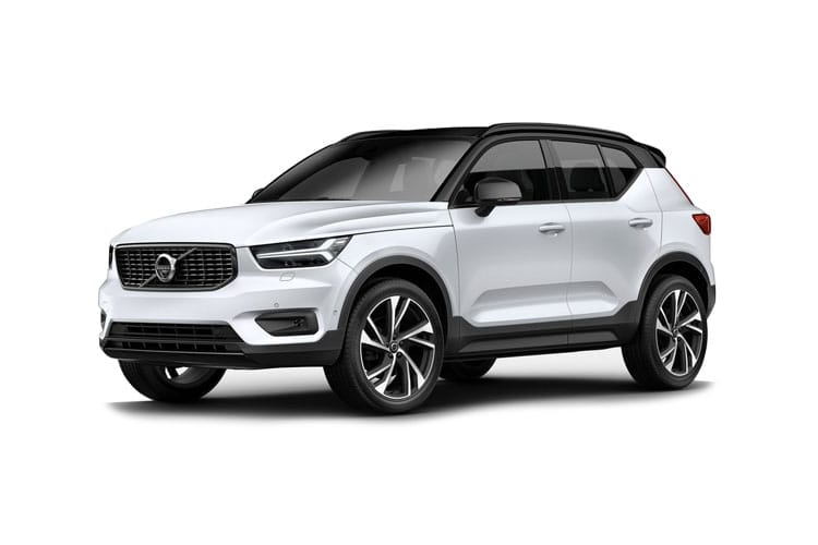 Volvo XC40 SUV 2.0 B4 MHEV 197PS R DESIGN Pro 5Dr Auto [Start Stop] front view
