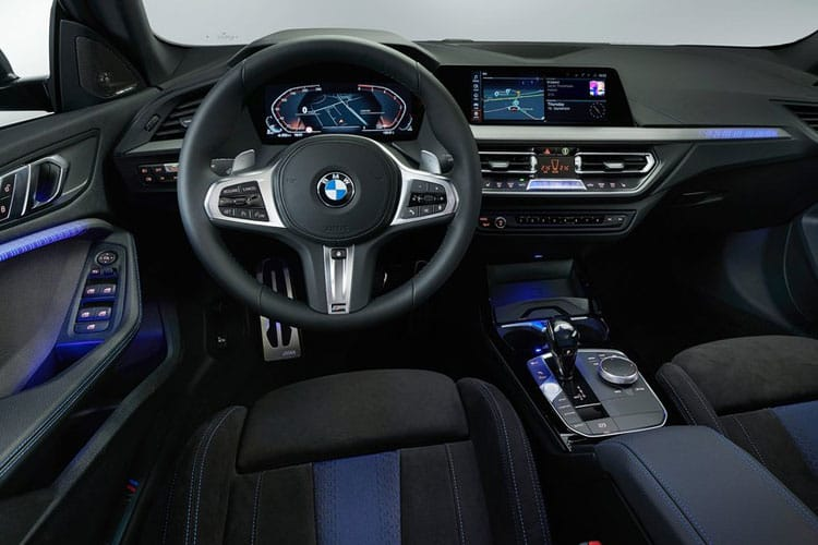 BMW 2 Series M235 xDrive Gran Coupe 2.0 i 306PS  4Dr Auto [Start Stop] inside view