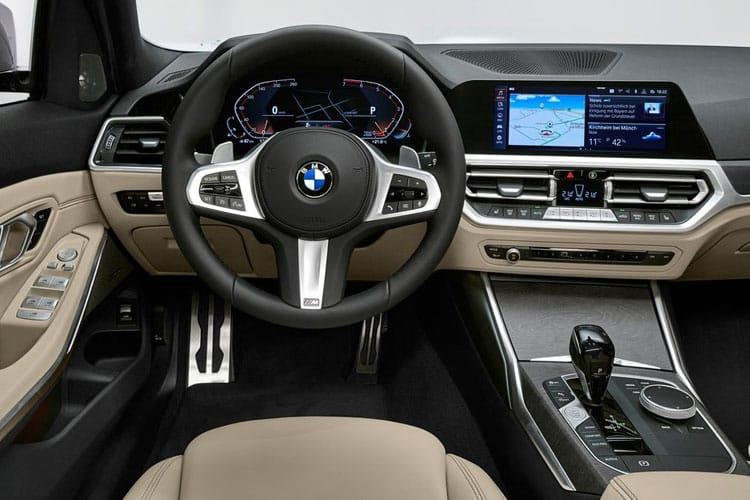 BMW 3 Series 330 Touring 3.0 d MHT 286PS M Sport 5Dr Auto [Start Stop] [Pro] inside view