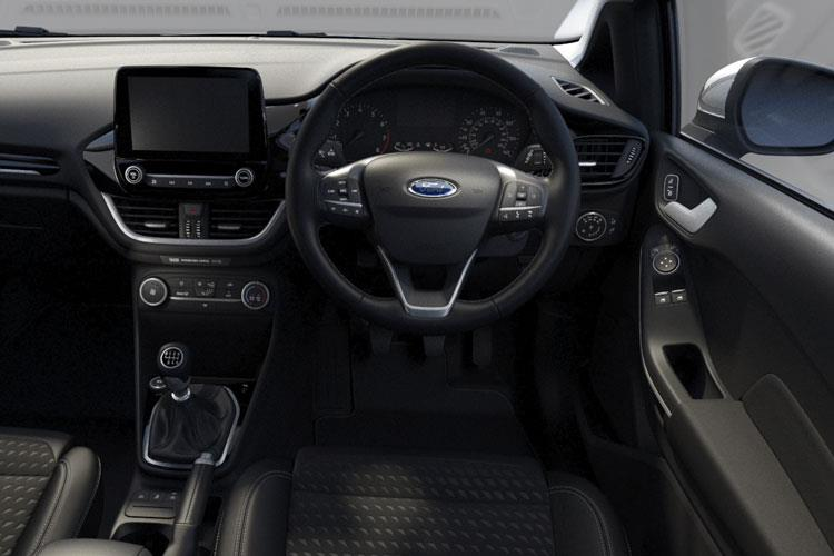 Ford Fiesta Hatch 5Dr 1.1 Ti-VCT 75PS Trend 5Dr Manual [Start Stop] [SNav] inside view