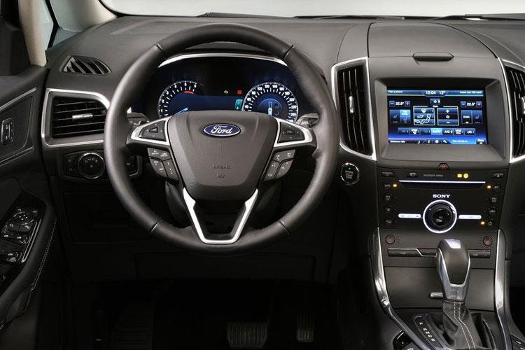Ford Galaxy MPV 2.0 EcoBlue 150PS Titanium 5Dr Auto [Start Stop] inside view