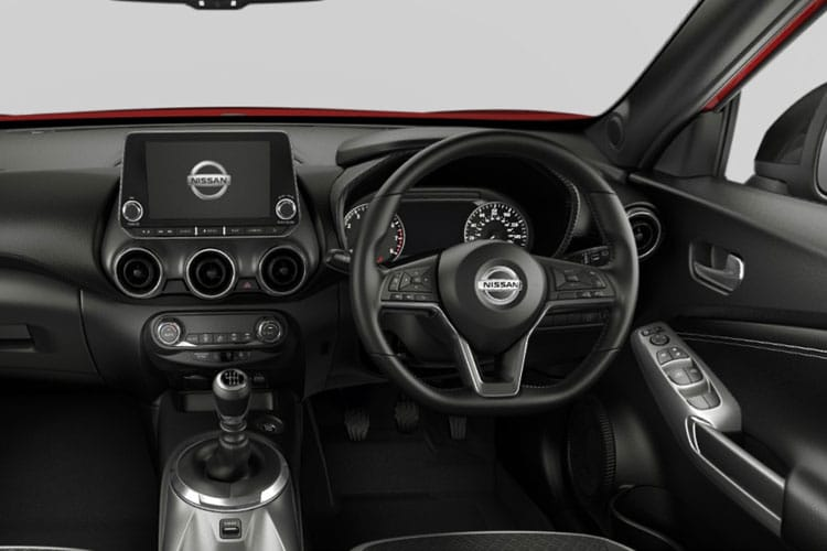 Nissan Juke SUV 1.0 DIG-T 114PS Visia 5Dr Manual [Start Stop] inside view