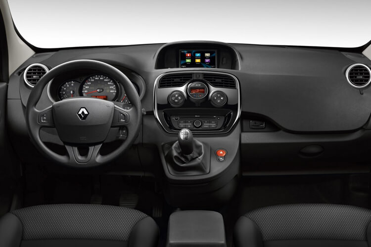 Renault Kangoo Maxi LL21 Z.E. Elec 33kWh 44KW FWD 60PS i Business 33 Van Auto inside view