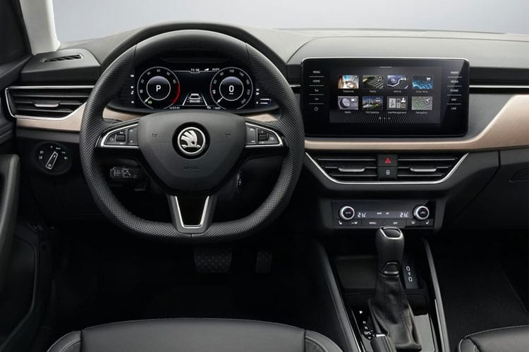 Skoda Scala Hatch 5Dr 1.0 TSi 95PS SE Technology 5Dr Manual [Start Stop] inside view