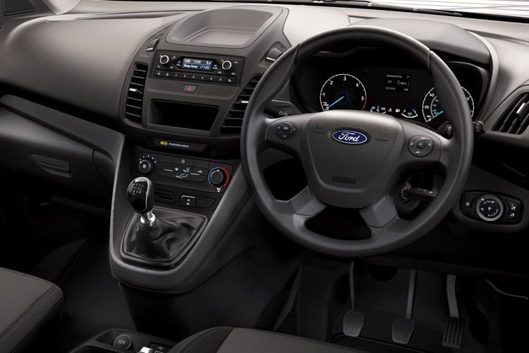 Ford Transit Connect 240 L2 1.5 EcoBlue FWD 100PS Trend Van Manual [Start Stop] inside view