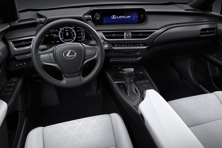 Lexus UX 250h SUV 2.0 h 184PS F-Sport 5Dr E-CVT [Start Stop] [Prem Plus SRoof] inside view